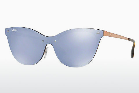 Ochelari oftalmologici Ray-Ban Blaze Cat Eye (RB3580N 90391U)