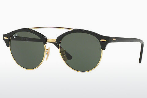 Ochelari oftalmologici Ray-Ban Clubround Double Bridge (RB4346 901)