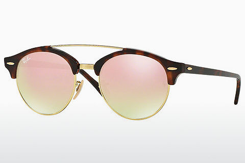 Ochelari oftalmologici Ray-Ban Clubround Double Bridge (RB4346 990/7O)