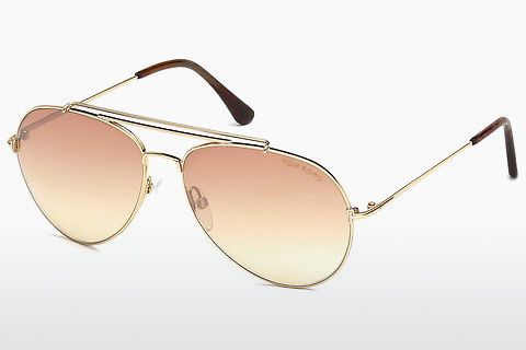 Ochelari oftalmologici Tom Ford Indiana (FT0497 28Z)