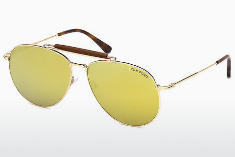 Ochelari oftalmologici Tom Ford Sean (FT0536 28G)