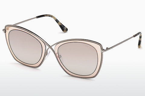 Ochelari oftalmologici Tom Ford India-02 (FT0605 47G)
