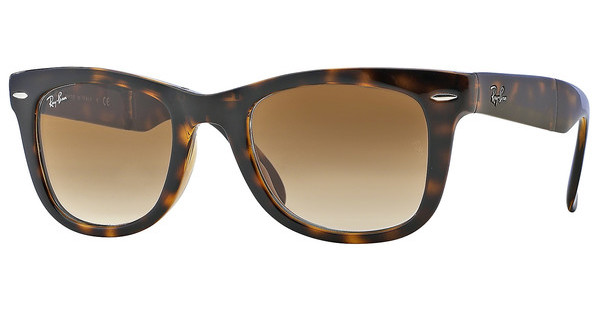 Ray-Ban   RB4105 710/51 CRYSTAL BROWN GRADIENTLIGHT HAVANA